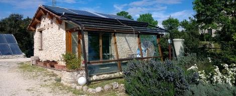 La casa monofamiliare all'interno del PeR, la prima struttura ricettiva