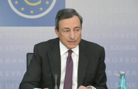 Draghi QE
