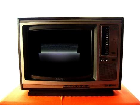 TV spenta