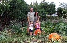 Alessio e Mariella foto famiglia 1